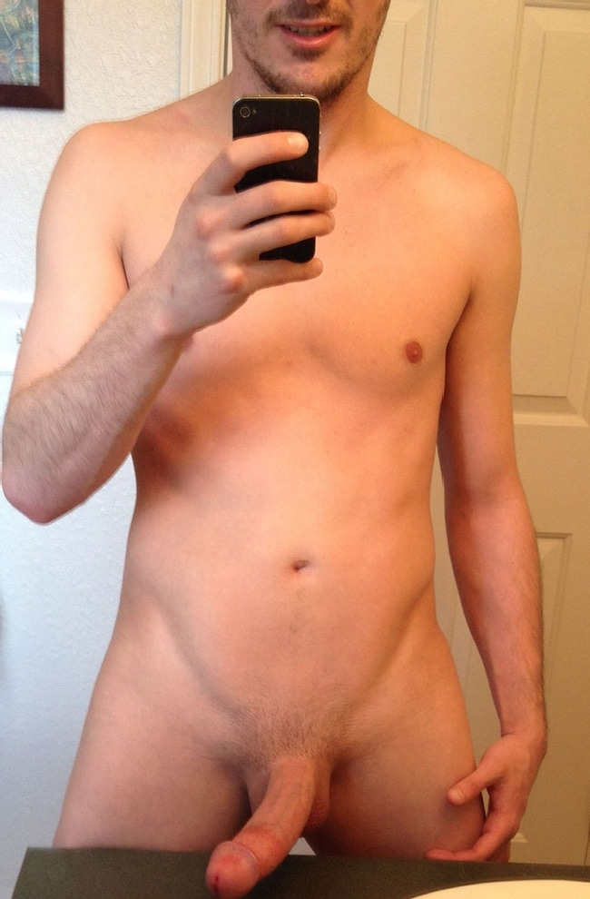 Nude Boy Hard Cock